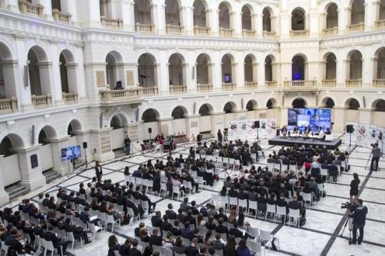konferencja Zawód Naukowiec