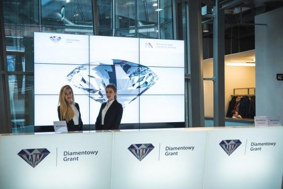 konferencja - diamentowy grant