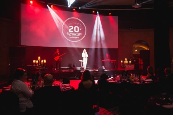 gala jubileuszowa 20 lecia